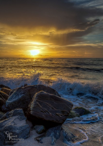Chip Bunnell Photography Beach Sunrise