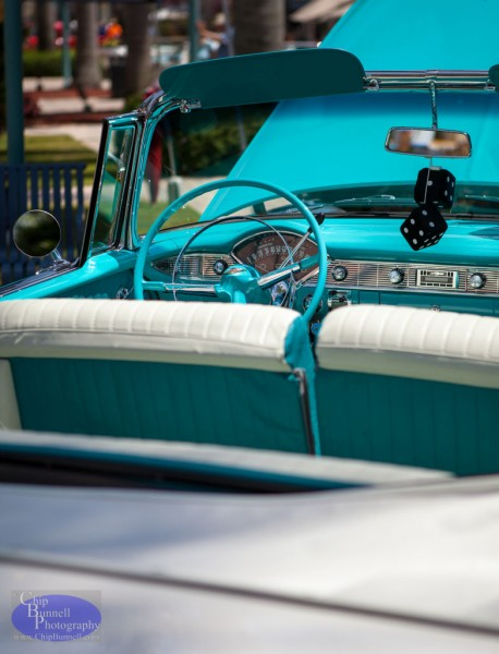 Chip Bunnell Photography of a Chevrolet Convertible