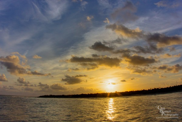 Cayman Sunrise by Chip Bunnell Photography