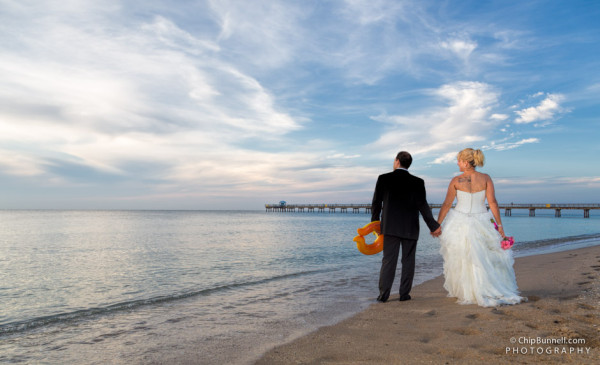 Couple Beach by Chip Bunnell Photography