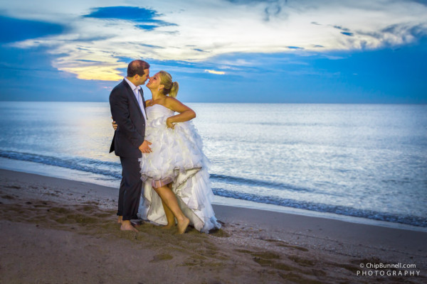 Formal Beach Morning by Chip Bunnell Photography
