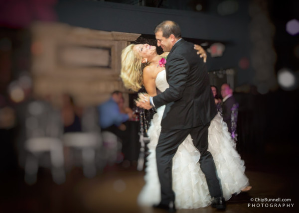Dana-Rob Wedding Dance by Chip Bunnell Photography