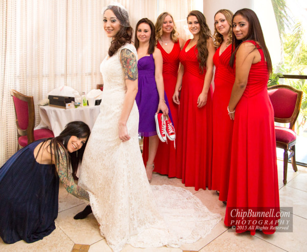 Julias Bridesmaids by Chip Bunnell Photography