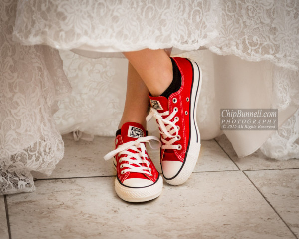 Julias Ruby Red Slippers by Chip Bunnell Photography