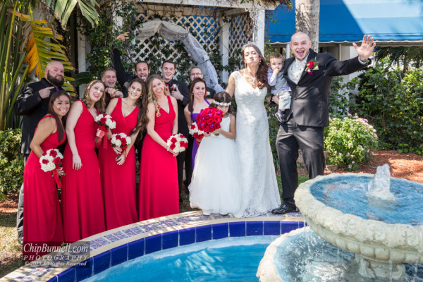 Julia Troy Wedding Party by Chip Bunnell Photography