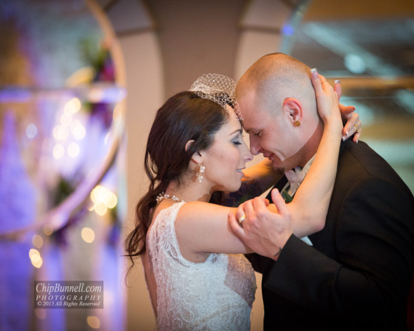 Julia and Troy First Dance by Chip Bunnell Photography